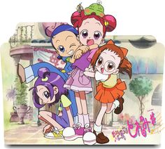 ojamajo_doremi_anime_folder_sharp_saga_icon_by_sangus103-d966iwg.png (1014×912)