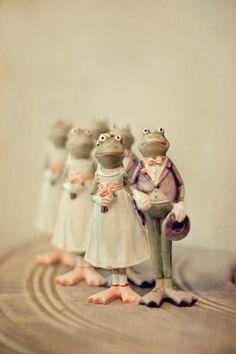 frog-wedding #photography