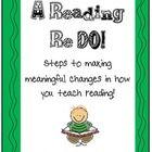 This file is a 60 page file containing ways to make meaningful changes in your reading program that will support your students as your return Back ... $10.00