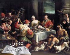Imágenes religiosas de Galilea: Evangelio