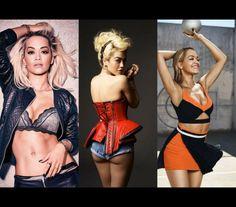 Rita Ora: As melhores fotos da rainha do photoshoot | SAPO Lifestyle