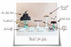 Bitte bedient Euch – ein Süßigkeitenbuffet zur Hochzeit | Hochzeitsblog Fräulein K. Sagt Ja