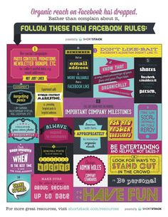 New Facebook Rules. Bespoke Social Media & Marketing.