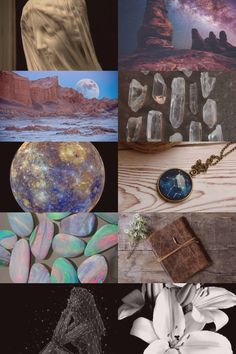 Horoscope: Virgo, Pt. 2 - night - The Moon in a Jar