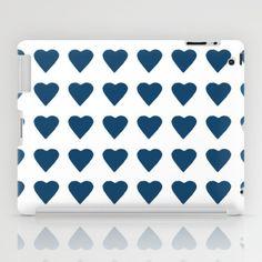 #hearts #heart #love #navy #white #projectm