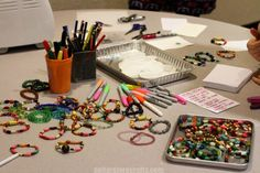 Three Awesome Teen Girl Craft Night Ideas