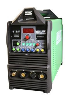 Everlast Welders offers the best durable and portable TIG Welder equipment, accessories and consumable parts. They offer the dual voltage capacity Power TIG welders feature pulse welding ability with full parameter adjustments. Everlast Welders, Best Tig Welder, Welding And Fabrication, Discount Price, Precious Metals, Smoke, Models, Soldering, Templates