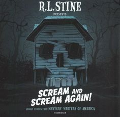Scream and Scream Again! Lib/E: Spooky Stories from Mystery Writers of America (Audiobook) Spooky Stories, The Godfather, Book Nooks, Revenge, Bestselling Author, Book Format, Scream, Audio Books, Writers