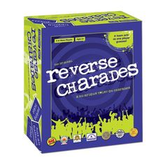 Charades is better when everyone gets into the act! Award winning Reverse Charades is a hilarious twist on the classic game of charades. Instead of one person acting out a clue for a team to guess a ...