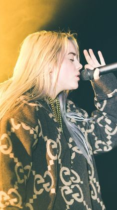 Billie Eilish, King Of Music, Queen, Motown, Music Artists, How To Fall Asleep, Role Models, My Idol, Cool Girl