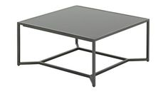Bloc High Coffee Table   Gloster Furniture
