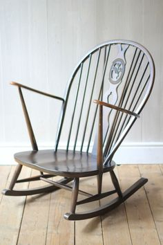Ercol Rocking Chair This Is A Lovely Ercol Rocking Chair It Is In Good Used Vintage