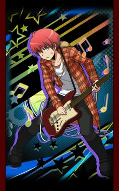 assassination classroom karma game cards