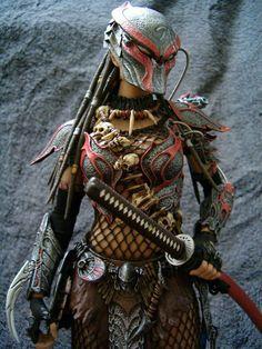 ~NEW PICS ADDED--4-16-09~ Samurai She-Predator Machiko Noguchi - OSW: One Sixth Warrior Forum
