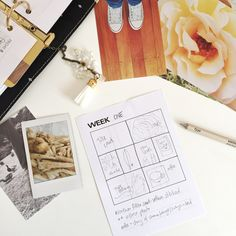 Project Life :: Planning Pages