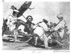 Goya's Disasters of War - Francisco De Goya