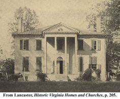Robert and Margaret Cabell Rives left Edgewood (above) for Oak Ridge, which they built in 1801-1802. In 1901, a wealthy Nelson County native, Thomas Fortune Ryan purchased the property and transformed it into a sprawling fifty-room mansion.
