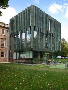 Holburne Museum extension, Bath