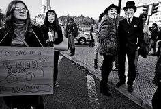 Anonymous - Global Cyber War I (Emergency) FUCK THE POLITICS - PORTUGAL