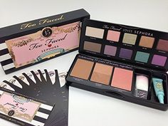 Too Faced Too Faced Loves Sephora 15 Years Of Beauty Palette Brand New in Box. >>> Click on the image for additional details.