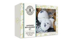 Hobbycraft Kirstie Kits - lavender bath bombes kit http://www.hobbycraft.co.uk/kirstie-allsopp