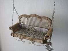 GORGEOUS 12TH SCALE WICKER