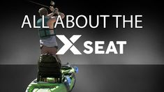 Boasting 4 seating positions, built with an ergonomic design, the X-Seat features excellent support with a full range of motion. Oh and NO side straps! Hobie Mirage, Kayak Seats, Range Of Motion, Kayaking, Design, Kayaks