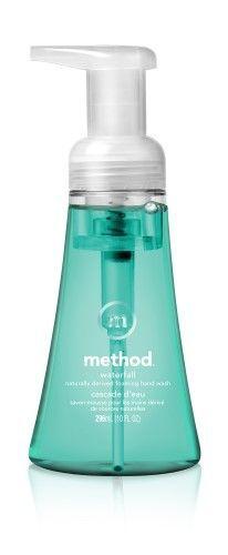 Method Foaming Hand Soap, Waterfall, 10 Fl Oz