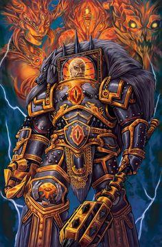 Just love the primarchs. Horus especially is just so metal. Warhammer 40k Art, Warhammer Fantasy, Sons Of Horus, The Horus Heresy, Halloween Images, Art Memes, Neon Genesis Evangelion, Space Marine, Geek Culture