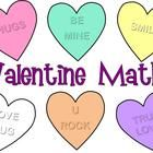 Valentine's Day fun and learning included! Students will have fun sorting candy conversation hearts, then graphing. Full color sorting mat and grap...
