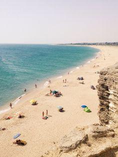 Zahora beach, Barbate | Spain (by Nacho Coca)