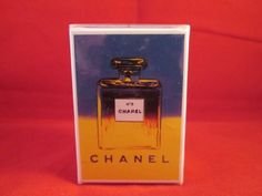 Chanel No 5 Andy Warhol Limited Edition Perfume Bottle Mint and SEALED 25 Oz | eBay