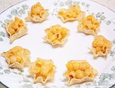 25 Tostitos Recipes That Are Delicious For The Party - City life - Chinadaily Forum Yummy Appetizers, Appetizer Recipes, Snack Recipes, Cooking Recipes, Snacks, Yummy Eats, Yummy Food, Cheese Bites, Mac And Cheese