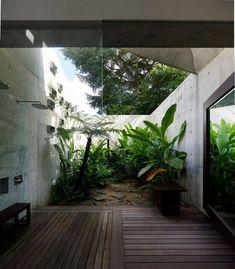 Atrium House Ideas Modern_53