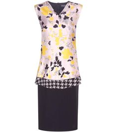 SALVATORE FERRAGAMO Printed Silk Dress. #salvatoreferragamo #cloth #dresses