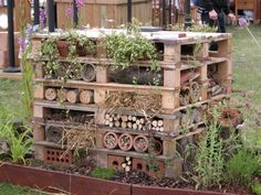 Housing for the urban fauna | Biotope City