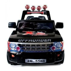 kids ride on car 12v range rover style jeepremote control toy game
