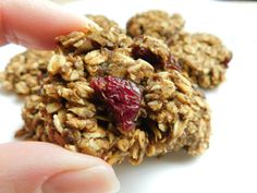 Healthy oatmeal cookies – Drizzle Me Skinny!