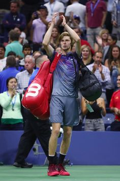 Andrey Rublev - 2017 US Open Tennis Championships - Day 10 060917 Tennis Center, Billie Jean King, Tennis Championships, Us Open, Rafael Nadal, Roger Federer, Tennis Players, New York City, The Neighbourhood
