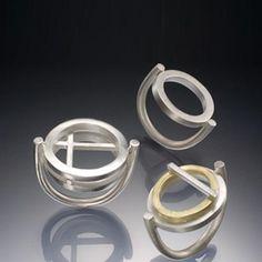 Donna d'Aquino rings |