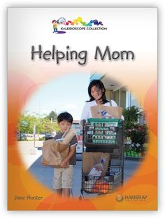 A young boy helps his mother around the house, but when it is time for his homework, his mother returns the favor. Text Complexity, Dual Language Classroom, Guided Reading Levels, Leveled Readers, Social Themes, Spanish Teacher, Book Authors, Book Lists, Book Series