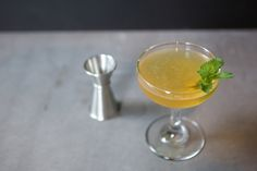 The Kentucky Corpse Reviver is a twist on the classic Corpse Reviver ...