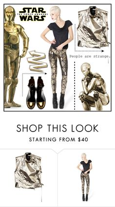 """Star Wars: The Force Awakens"" by gabrilungu ❤ liked on Polyvore featuring Isabel Marant, starwars and contestentry"