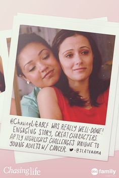 Chasing Life    best-friends through think and thin