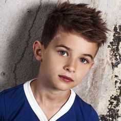 Boys Hairstyles Classy Cute Little Boys Hairstyles  13 Ideas  Pinterest  Boy Hairstyles