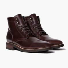 Brown President Boot | Thursday Boot Company