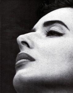 "ergallais: "" Isabella Rossellini by Steven Meisel, Vogue Italia """