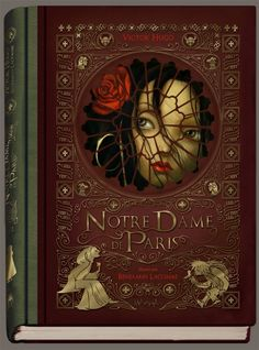 Notre Dame de Paris - illustrated by Benjamin Lacombe