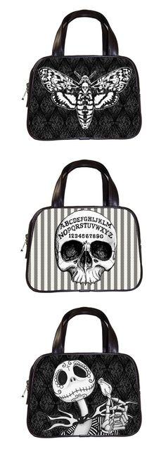 Shop cheap goth handbags and purses at RebelsMarket!