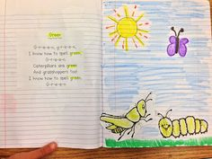 Kindergarten Smiles: Creating a poetry journal with an awesome FREEBIE to get you started Kindergarten Art Activities, Writing Activities, In Kindergarten, Preschool, Reading Stations, Literacy Stations, Reading Centers, Literacy Centers, Nursery Rhymes Poems